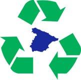 生态西班牙 免版税库存图片