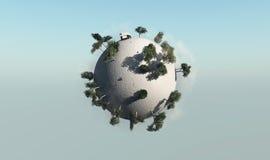 生态系 库存例证