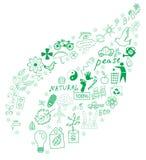 生态 免版税库存图片