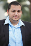 生意人拉丁美洲人 免版税库存照片