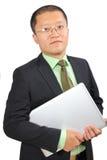 生意人汉语 库存图片