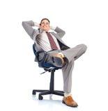 生意人 免版税库存图片