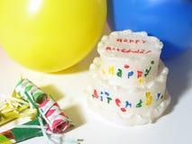 生日庆祝 免版税库存图片