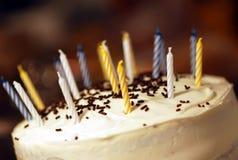 生日庆祝 免版税图库摄影