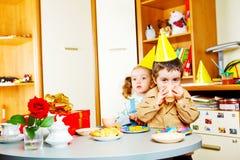 生日聚会 图库摄影
