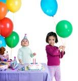 生日聚会 免版税库存图片