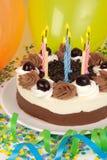 生日蛋糕 库存图片