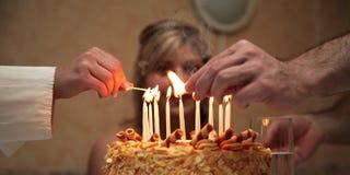 生日 免版税库存照片