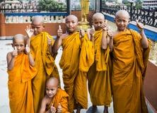 生活在Bhaktapur,尼泊尔 免版税库存图片