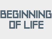 生活文本初期  老计算机字体,正方形,阶梯效应 映象点方形的字体 字母表董事会白垩信函 字样 库存例证