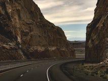 生活是高速公路 免版税库存照片