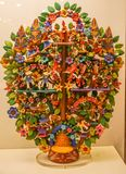 生活树在华盛顿国家历史博物馆 免版税库存照片