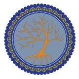 生活结构树 皇族释放例证