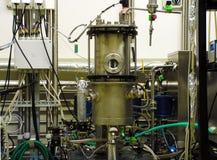 生物化学的设备 图库摄影