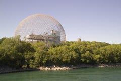 生物圈是一个独特和壮观的站点,前U S Pavi 免版税库存照片