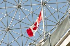 生物圈-蒙特利尔-加拿大 免版税库存图片