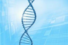 生物工艺学基因研究 免版税库存图片