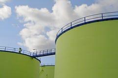 生物燃料存贮2 库存图片