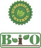 生物设计eco要素图象二 库存例证