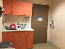 医生的办公室 库存图片