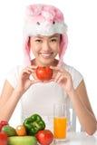 生野菜 免版税库存照片