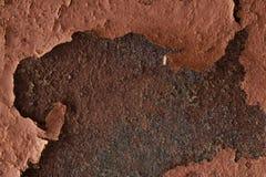 生锈和被风化的墙壁1 库存图片
