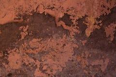生锈和被风化的墙壁2 免版税库存图片