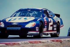 #2生锈的华莱士Ford Taurus赛车 免版税图库摄影