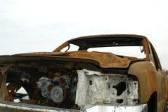 生锈的卡车 免版税图库摄影