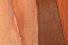 生锈的墙壁在魁北克,加拿大 图库摄影