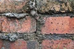 生锈的老墙壁 免版税库存图片