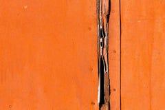 生锈的被弄脏的金属墙壁纹理样式 免版税库存图片