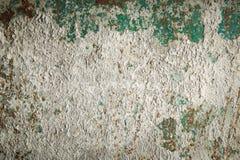生锈的金属和水泥纹理  免版税库存照片