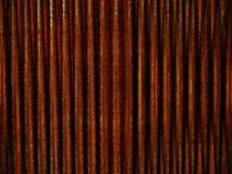 生锈的金属样式 免版税图库摄影