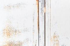 生锈的金属框架纹理背景 免版税图库摄影