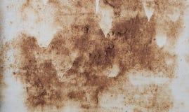 生锈的金属背景 免版税图库摄影