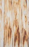 生锈的金属表面 免版税库存图片