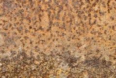 生锈的金属5 免版税库存照片