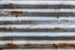 生锈的金属taxture 免版税图库摄影