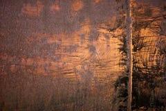 生锈的金属Texure 图库摄影
