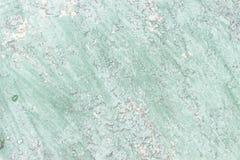 生锈的绿色抽象纹理 免版税库存图片