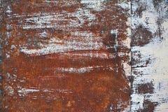生锈背景的金属 免版税库存照片