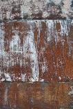 生锈背景的金属 库存照片