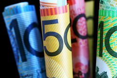 生长您的货币 免版税图库摄影