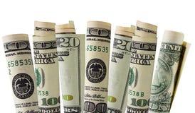 生长您的货币 免版税库存照片
