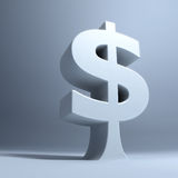 生长货币 免版税库存图片