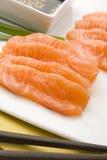 生鱼片 免版税图库摄影