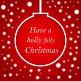 生活刺激行情有圣诞节背景 激动人心的l 库存图片