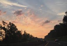 生活是高速公路 免版税库存图片