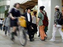 生活街道 免版税库存图片